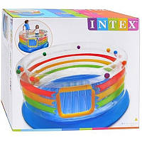 Надувной батут Intex 48264 Jump-O-Lene Transparent Ring