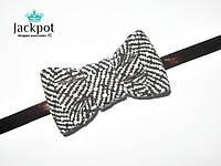 Стильний дизайнерський галстук метелик унісекс