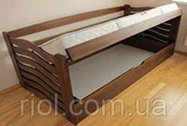 кровать колобок