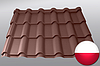Металочерепиця - Tigla (Poland, 0.5mm)