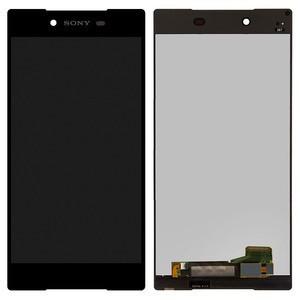 Дисплей (экран) для Sony E6833 Xperia Z5Premium Dual Sim/E6853/E6883 с сенсором (тачскрином) черный