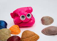 Жвачка для рук Хендгам Handgum  Хендгам Ярко Розовый 50г (запах вишни) Украина Supergum, Nano gum
