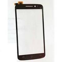 Сенсор (тачскрин) Prestigio PAP7600 DUO MultiPhone Black