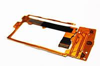 Шлейф для Nokia X3-00 c компонентами и верхним клавиатурным модулем и боковыми кнопками