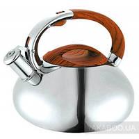Чайник зі свистком 3 л мат
