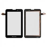 Сенсор (тачскрин) для планшета Lenovo A3000 IdeaTab/A5000 черный