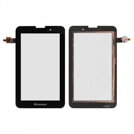 """Сенсор (тачскрин) для Lenovo A3000 IdeaTab 7.0""""/A5000 черный, фото 2"""