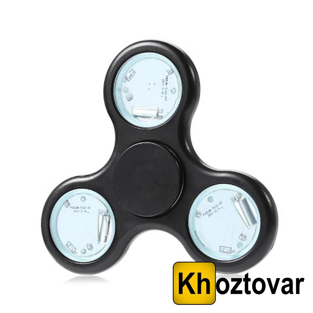 Светящийся спиннер Hand Spinner Fidget Toys | Вертушка | Хендспиннер