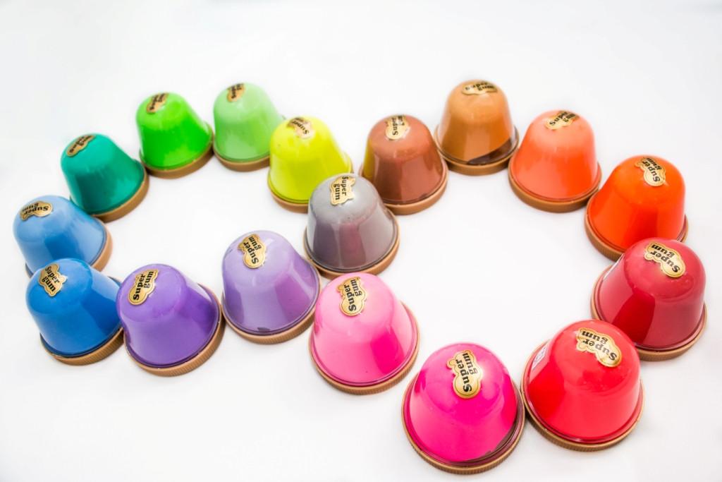 Жвачка для рук Хендгам 50г Украина Supergum Putty, Handgum, Nano gum,  Neogum - Магазин Кошара в Киеве