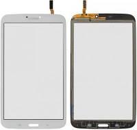 "Сенсор (тачскрин) для планшета Samsung T311 Galaxy Tab 3 8.0""/T3110, (версия 3G) белый Оригинал"