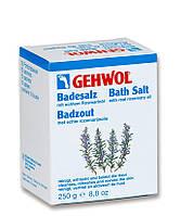 Соль для ванны с маслом розмарина GEHWOL BADESALZ 1000 гр.