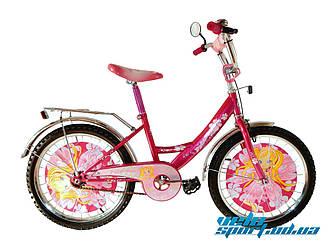 """Детский велосипед Mustang Princess disney 20"""""""