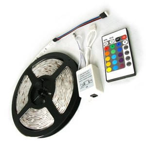 RGB комплект, 60 диодов, герметичная, фото 2