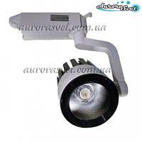 Светодиодный трековый светильник EV-006 20CW2 6500К