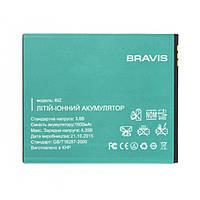 Аккумулятор (Батарея) для Bravis Biz (1600 mAh) Оригинал