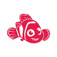 Термонаклейка Немо, рыбка