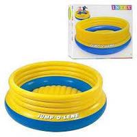 Детский надувной игровой центр-батут Original Jump-O-Lene Intex 48267
