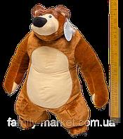"""Плюшевый медведь """"Миша"""" из мультфильма """"Маша и Медведь"""" 75 см"""