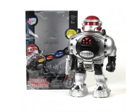 Робот на радіоуправлінні «Захисник планети» 9184