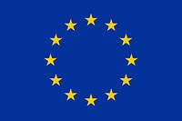 Флаг евросоюза   EU 1000 см х150см