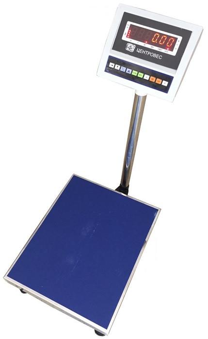 Товарные весы ВПЕ-405-СВ 60кг (400х500мм)