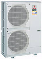 Тепловой насос  Mitsubishi Electric PUHZ-SHW140YHA ZUBADAN+Heat Pump UNI-3RC