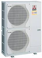 Тепловой насос воздух-вода Mitsubishi Electric PUHZ-SHW140YHA ZUBADAN+Heat Pump UNI-3RC