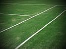 Строительство теннисного корта из искусственной травы