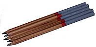 Олівець круглий Marco аквар. ( 81 ) M. Brown Grey / кедр, Fine Art aqua