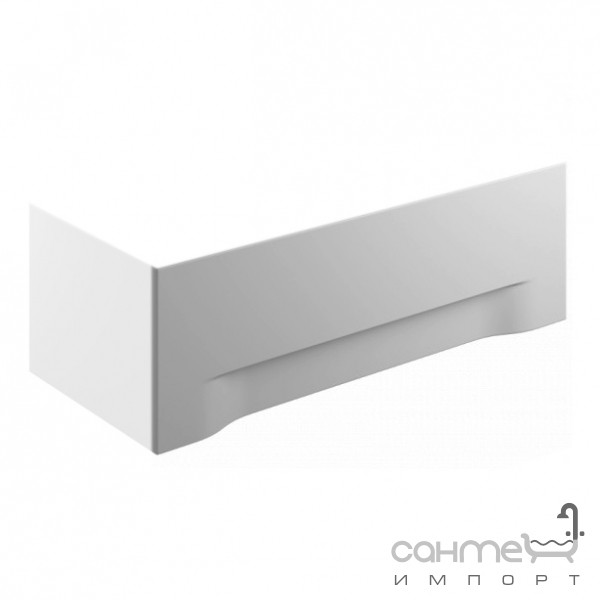 Ванны Polimat Передняя панель для ванны Polimat Ines 190x90 00096 белая