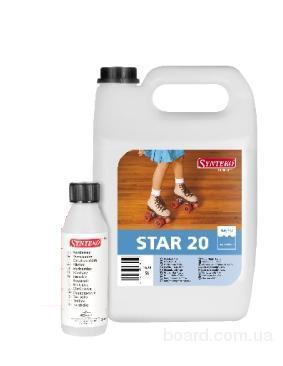 Synteko Star 45 5.25л – двухкомпонентный полуглянцевый паркетный лак