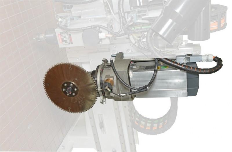 Вертикальный фрезерный центр Casadei Multi Ranger RS 4221 - фото 3
