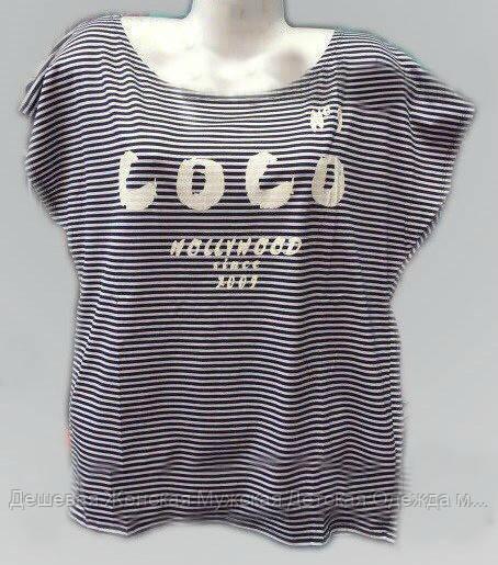 Женская футболка лето