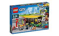 LEGO® City Автобусная остановка 60154