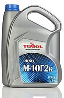 Моторное масло TEMOL DIESEL (М-10Г2к) 5/10/20/205л., фото 1