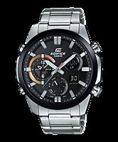 Мужские часы Casio Edifice ERA-500PB-1A Касио противоударные японские кварцевые