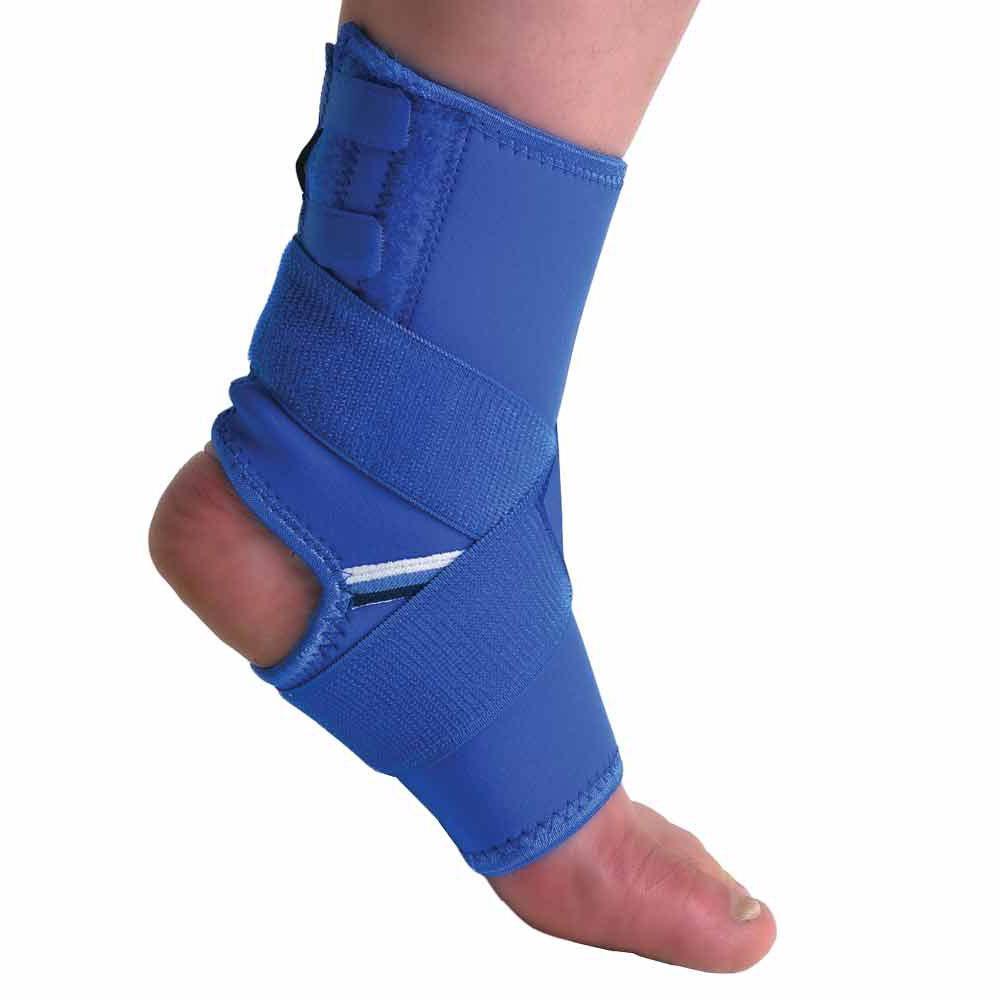 Фиксатор голеностопного сустава неопреновый алком 4020 коленные суставы соединены вместе х-одразно
