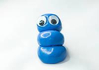 Жвачка для рук Хендгам Синий 80г (запах смородины) Украина Supergum,Nano gum, Neogum, Handgum