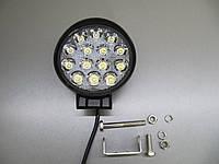 Дополнительная фара LED GV1205-42W круглая., фото 1