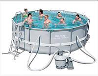 Каркасный бассейн Bestway 56478 (427 х 122 см.)