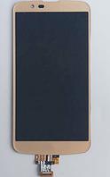 Тач (сенсор) + матрица LG K10 K410 модуль