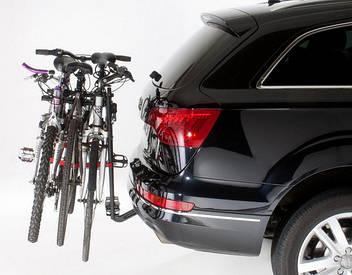 Крепления велосипедов на фаркоп