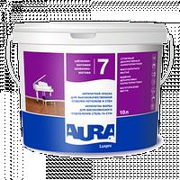 Интерьерная акрилатная краска Luxpro 7 AURA