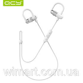 Навушники з мікрофоном Bluetooth QCY QY11 білі