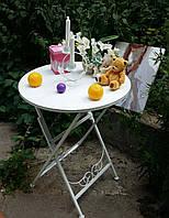 Стол свадебный раскладной белый СР-01