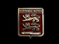 """Значок """"Normandie Niemen"""""""