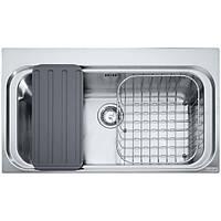 Кухонная мойка из нержавеющей стали Franke Acquario Line AEX 610-A, 101.0199.089, полированная