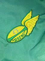 Вышивка логотипов на текстиле