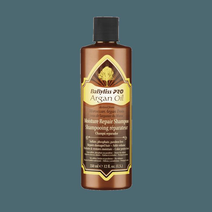 Шампунь для волос с аргановым маслом Babyliss Pro Argan Oil 350мл