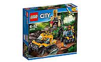 """LEGO® City Миссия """"Исследование джунглей"""" 60159"""